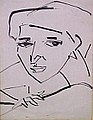 Head of a Woman (Franzi) MET L1999942.jpg