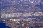 Heathrow Airport from the air (October, 2010).jpg