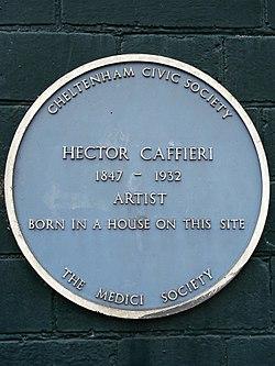 Hector caffieri 1847 1932 (cheltenham)