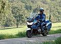 Heidelberg - Motorrad Polizei.JPG