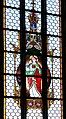 Hellmonsödt Pfarrkirche - Fenster 1 Herz Jesu.jpg
