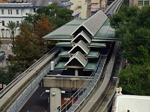 Hemming Park station - Image: Hemmingplazastation