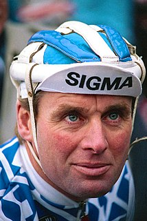 Hennie Kuiper road bicycle racer