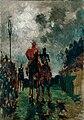 Henri de Toulouse-Lautrec - Les jockeys.jpg