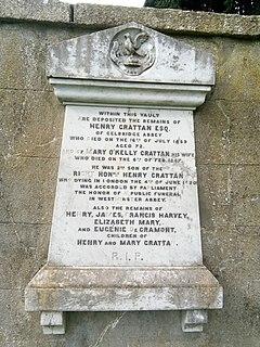 Henry Grattan (junior) Irish politician (1789–1859)