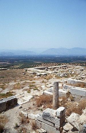 Pheidon II - The Heraion of Argos and the surrounding plain