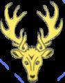 Heraldic hart's head.png