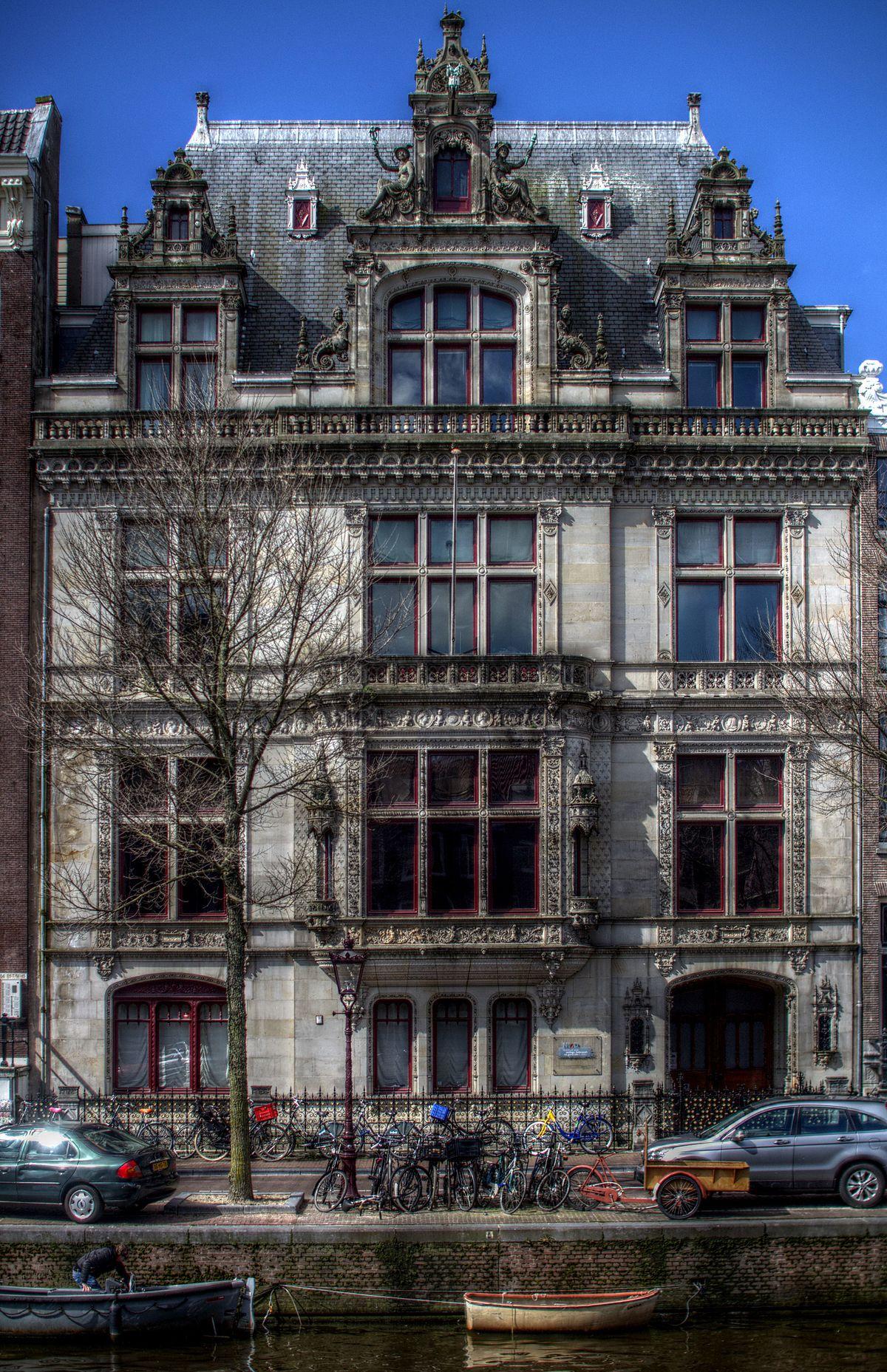 Herengracht 380 382 wikipedia for Herengracht amsterdam