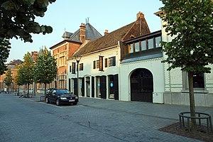 Mol, Belgium - Image: Herenhuis 'Den Engel' Mol Centrum