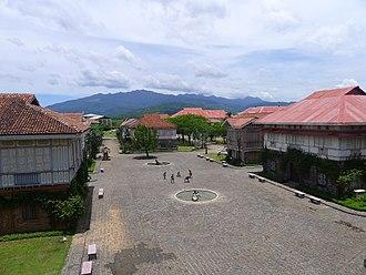 Bagac, Bataan - Image: Heritage Houses 2, Las Casas Filipinas de Acuzar, Bataan