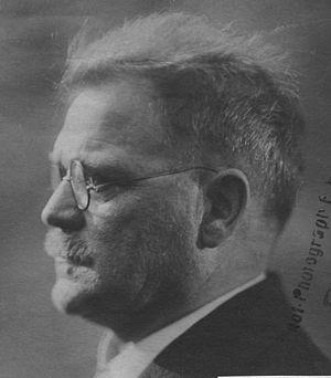 Blau gas - Dr. Hermann Blau