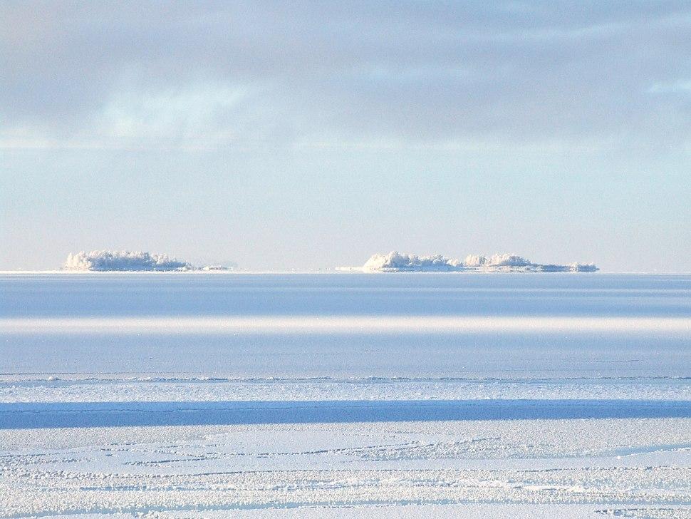 Hermanni Islands in Oulu 2006 11 04