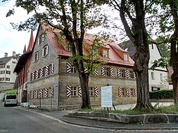 Kirchenweg in Heroldsberg
