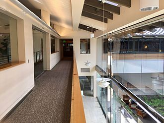 Hewlett Foundation - Interior of the Hewlett Foundation's headquarters