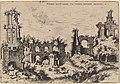 Hieronymus Cock, Ruins on the Palatine with the Septizonium, 1550, NGA 56909.jpg