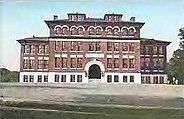 High School, Milford, NH