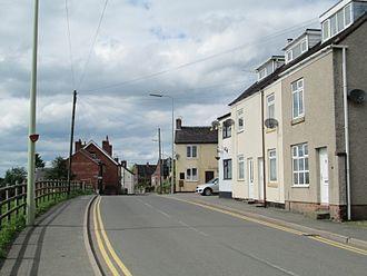 Kingsley, Staffordshire - High Street, Kingsley