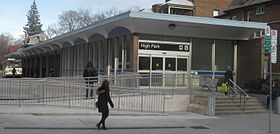 Image illustrative de l'article High Park (métro de Toronto)