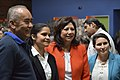 Hilda Solis at Ricardo F Icaza Workers Center Grand Opening 2017.jpg