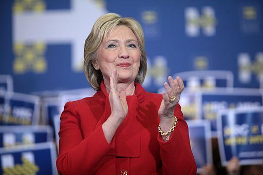 Hillary Clinton (24634300275)