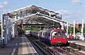 Hillingdon tube station MMB 17 1973 Stock.jpg