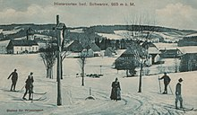 Hinterzarten- Bahnhof-Hotel & Restaurant around 1910.jpg