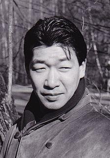 Hiroshi Ōnishi painter and University Professor