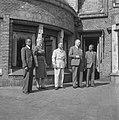 Hoge Veluwe Conferentie Nederlands-Indië ( Prof. Schermerhorn en echtgenote en …, Bestanddeelnr 901-6536.jpg