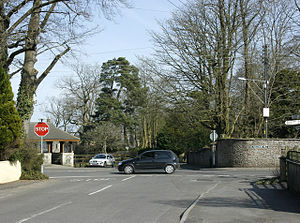 Holcombe, Somerset - Crossroads