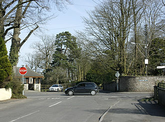 Holcombe, Somerset - Crossroads