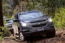 Holden Colorado 7 Trailblazer Edit