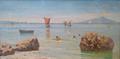 Holger H. Jerichau - Kystparti fra Capri.png