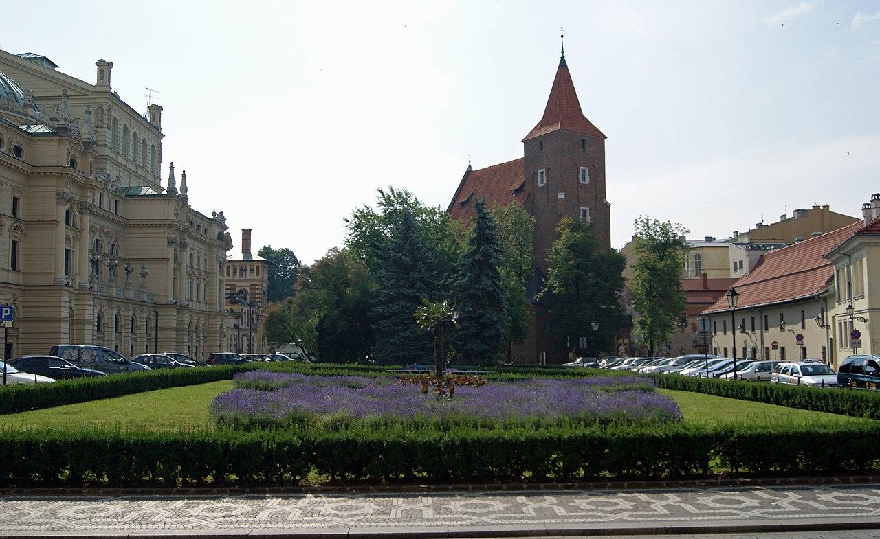 Plac św. Ducha