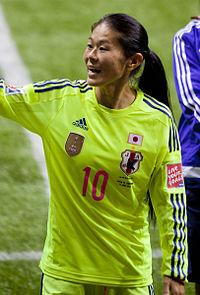 Homare Sawa - Wikipedia 09cbf80f3