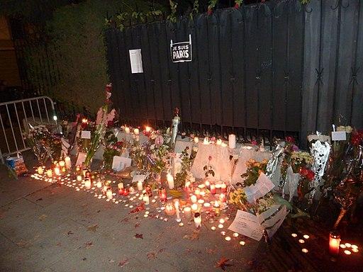 Hommage aux victimes des attentats du 13 novembre 2015 en France au Consulat de France de Genève-29