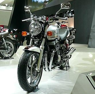 Honda CB750 - 2007 Honda CB750 Special