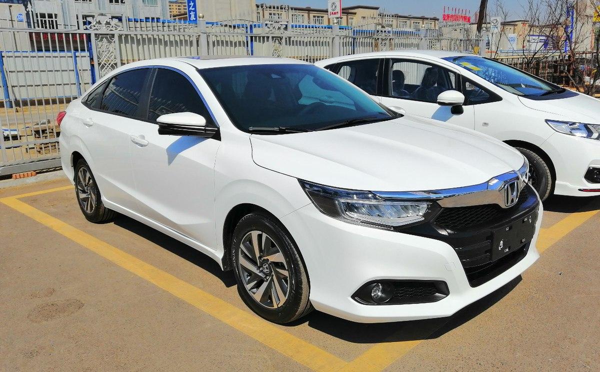 Honda Accord Sedan >> Honda Crider - Wikipedia
