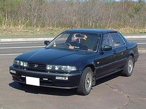 Honda Vigor - Honda Vigor (facelift)