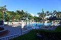 Hong Kong Disneyland Hotel Outdoor Pool 2017.jpg