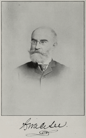 Horace See - Horace See was portrayed in the July 1892 edition of Cassier's Magazine.