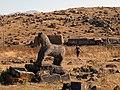 Horse gravestone (Armenia).jpg