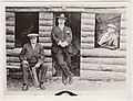 Hot Springs, Ark. (1920), left to right- William A. Pinkerton, Inspector Gough of Scotland Yard, and Lou Houseman, newspaperman LCCN2006680247.jpg