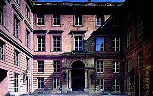 Embassy of the United States, Paris - Hôtel de Talleyrand (circa 2007).