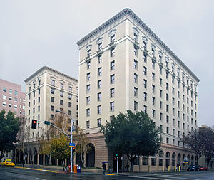 Senator Hotel - Image: Hotel Senator, 1121 L Street, Scramento, Clifornia