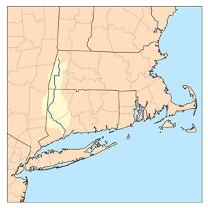 Housatonic Valley - Housatonic River watershed