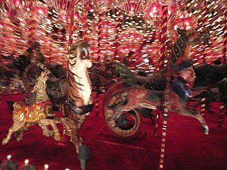 House on the Rock - Image: House On The Rock Carousel 001