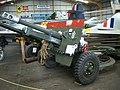 Howitzer Mk.II 25 pounder, NELSAM, 27 June 2015.JPG