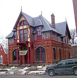 Joseph Howland - Howland Cultural Center, Beacon, NY