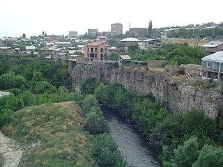 Hrazdan River river in Armenia