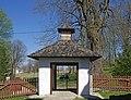 Hrebenne, Cerkiew św. Mikołaja, ogrodzenie (HB4).jpg